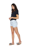 Short extensible KAYA Light Blue