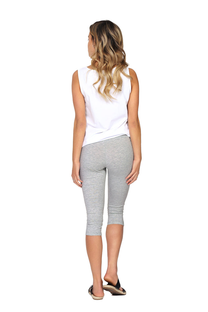 Legging POP MOLLY Grey Heather