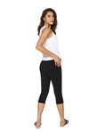 Legging 3/4 MOLLY Black