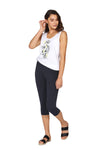Legging 3/4 MOLLY Navy
