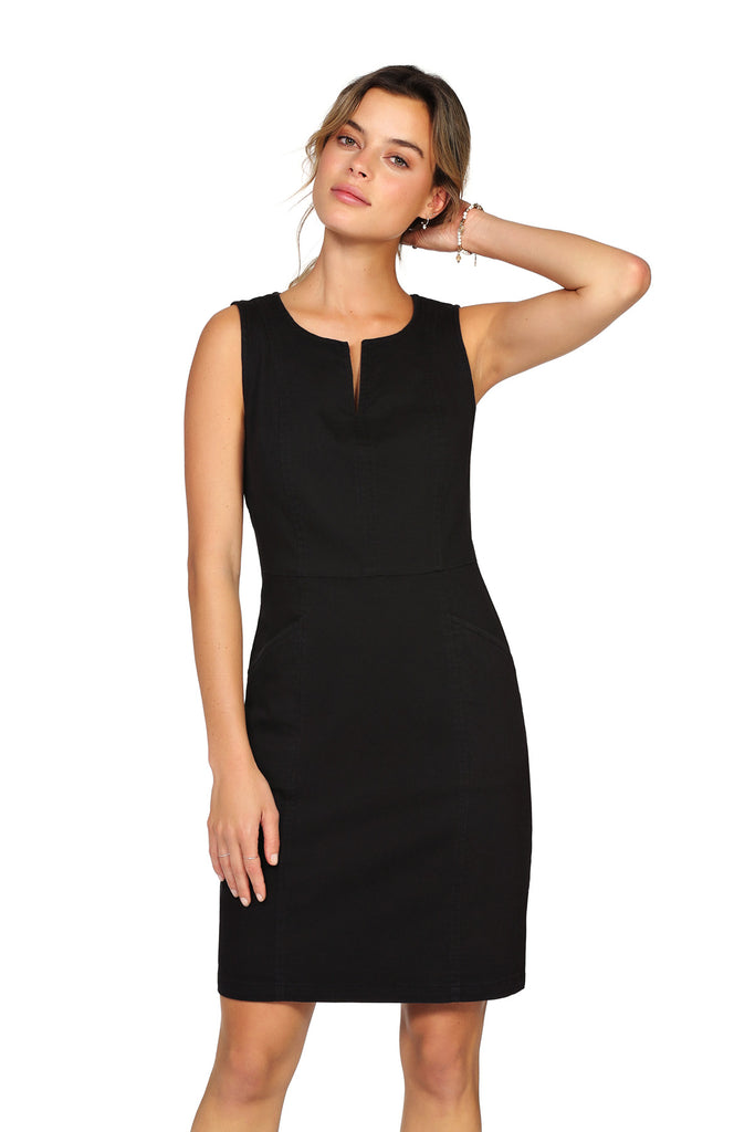 Robe extensible JOANA Black