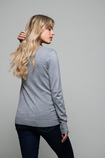 KAMILA Grey heather