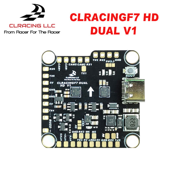 CLRACING F7 HD DUAL V1