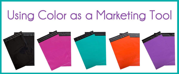 Using color as a marketing tool