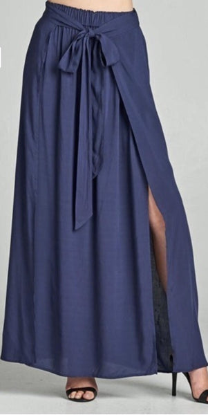 Starling Maxi Wrap Skirt