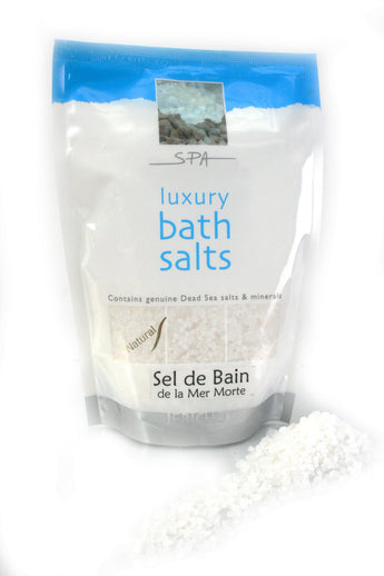 Dead Sea Bath Salt Natural