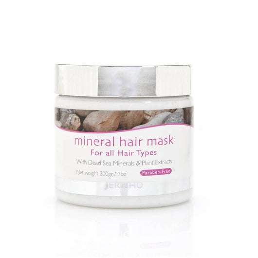 Dead Sea Mineral Hair Mask
