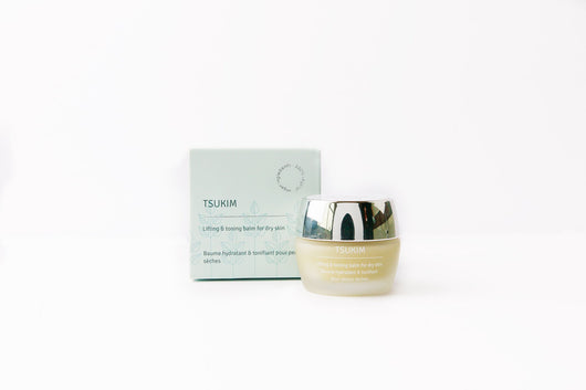 Tsukim - Anti-Wrinkle Treatment - Lifting & Toning Balm 30ml