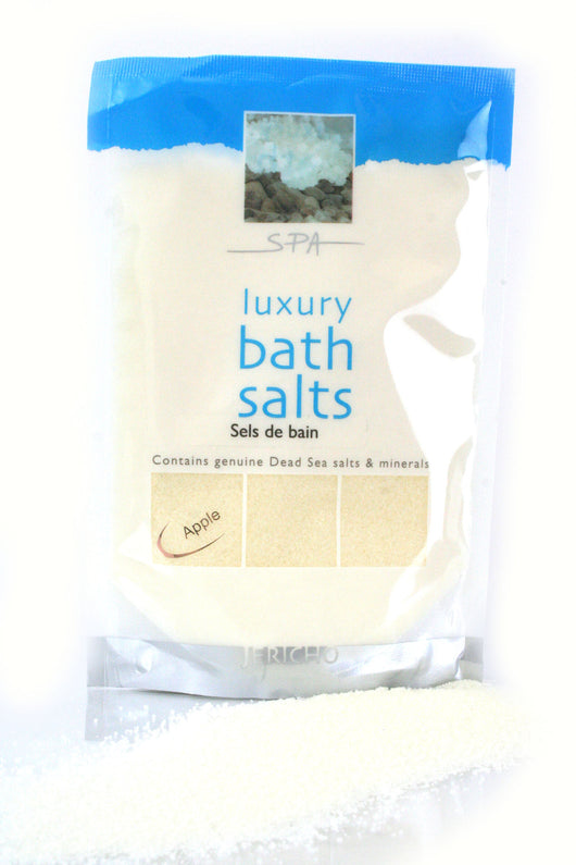 Dead Sea Bath Salt Apple