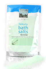 Dead Sea Bath Salt Eucalyptus