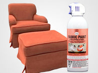 Coral Permanent Fabric Paint For Upholstery