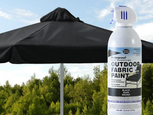 Hunter Green Waterproof Outdoor Fabric Spray Paint
