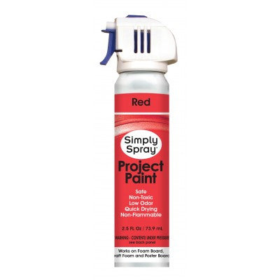 Project Paint Red 73.9 ml (2.5 fl. oz)