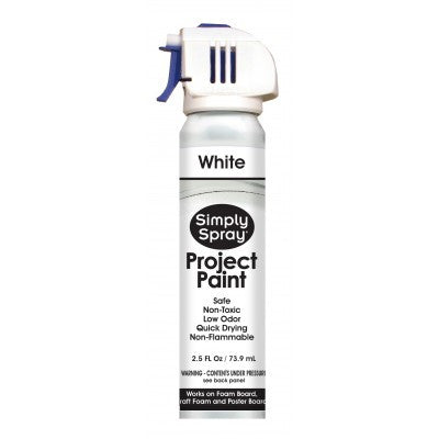 Project Paint White 73.9 ml (2.5 fl. oz)