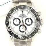 Rolex Daytona Panda NEW with box and papers