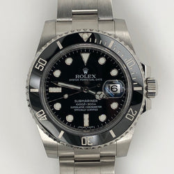 Rolex New Ceramic Submarine Black