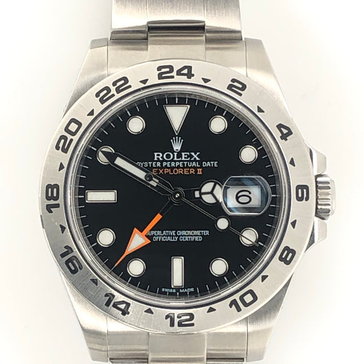 New Model Rolex Explorer II 41mm