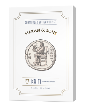 Kriti - Rosemary Sea Salt - Makabi & Sons