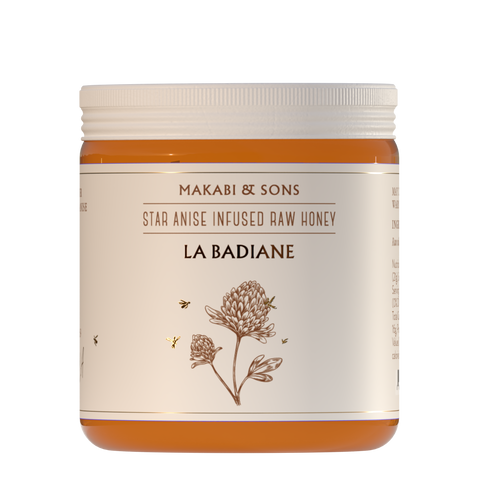 La Badiane - Star Anise - Makabi & Sons