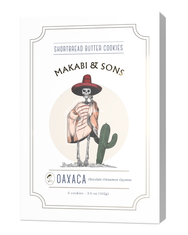 Oaxaca - Chocolate Cinnamon Cayenne - Makabi & Sons