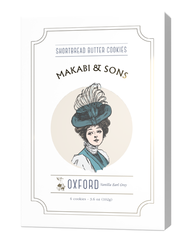 Oxford - Vanilla Earl Grey - Makabi & Sons
