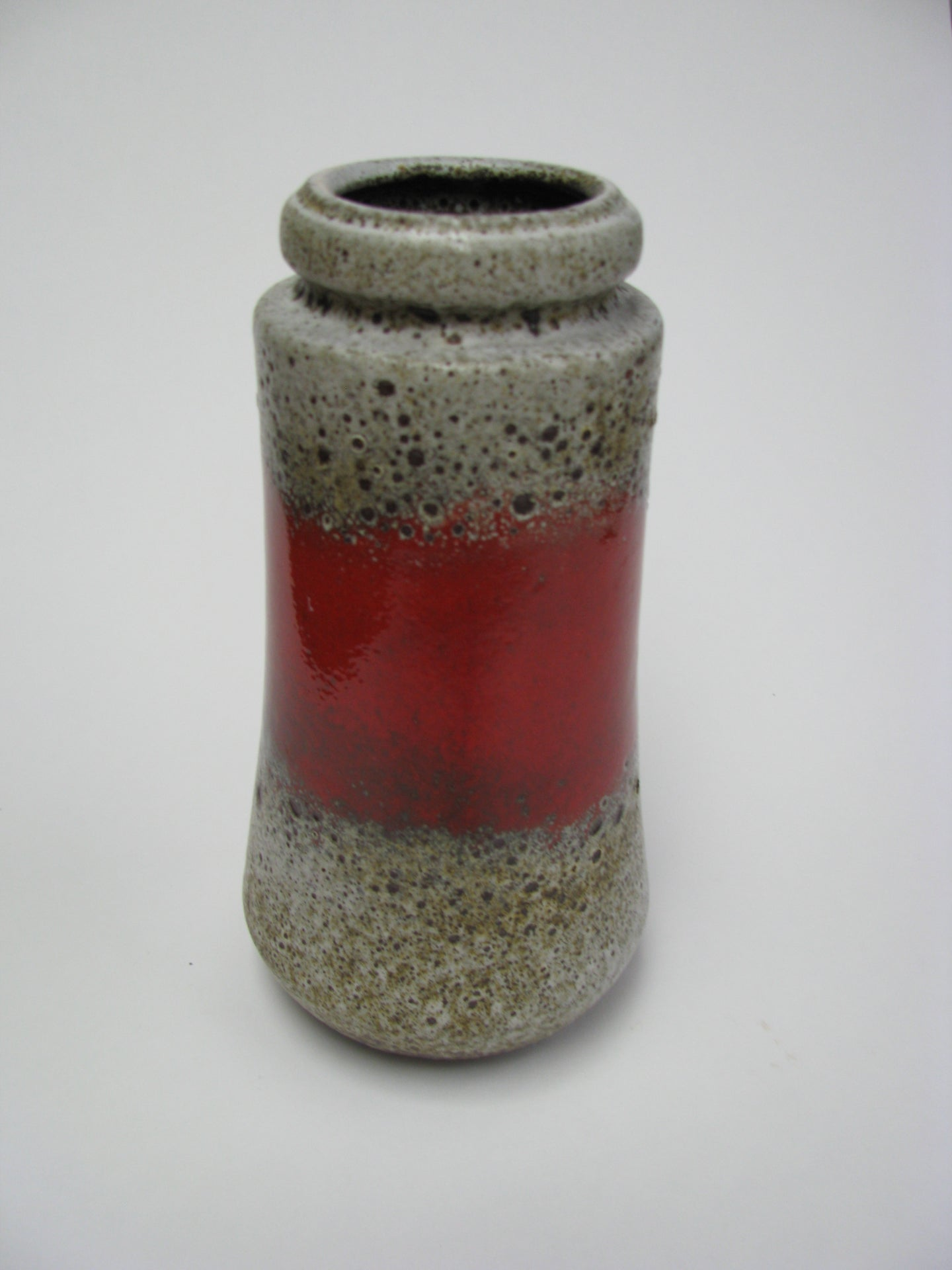 West German Pottery Scheurich Fat Lava 209-18 Vase
