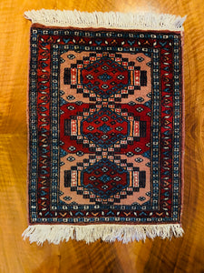Boho Chic Table Runner/Wall Hanging/Small Rug