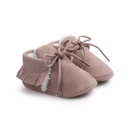 Baby Boy & Girl Moccasins non-slip-FREE Offer!