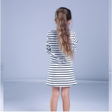 Striped Character Girl Dress - FREE SHIPPING!