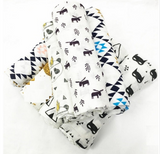 100% Muslin Cotton Large Swaddles for Babies *FREE SHIPPING*