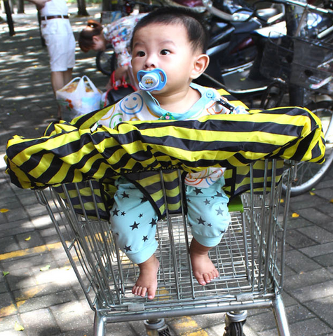 Shopping Trolley Seat Cover  *FREE SHIPPING*