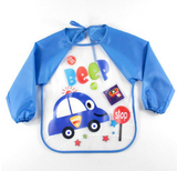 Bibs Wipe Clean Long Sleeves