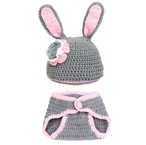 *CUTE* Crocheted outfits for Newborn Babies