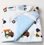 Blanket - Super soft and fleecy - Lots of designs to choose from!
