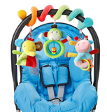 Spiral Baby Mobile for Car Seats and Pushchairs