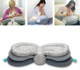 Breastfeeding adjustable pillow
