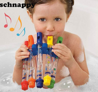 Water Flutes for Bathtime