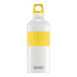 Garrafa Sigg 600 ml Cyd Pure White Touch