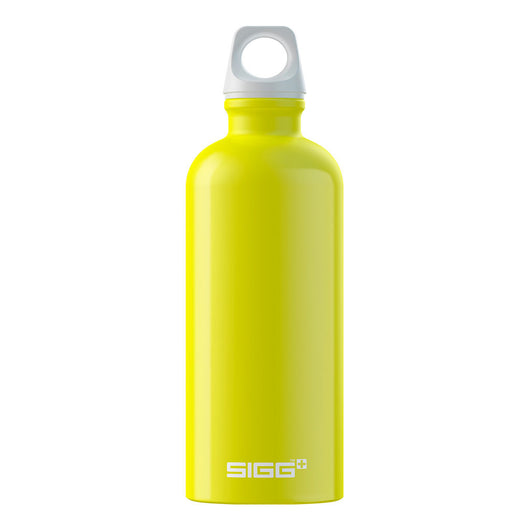 Garrafa Sigg 600 ml Neon Yellow Gloss
