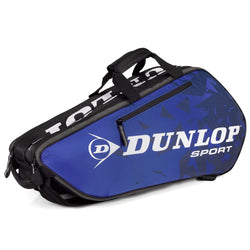 Raqueteira Dunlop Tour 6 Racket Bag Blue