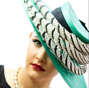 Fascinators, Hats and Headpieces