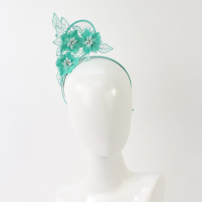 Jendi fascinator 01-171 Mint