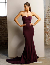 Jadore - JX1047 (Available in Red, Navy Bone and Plum)