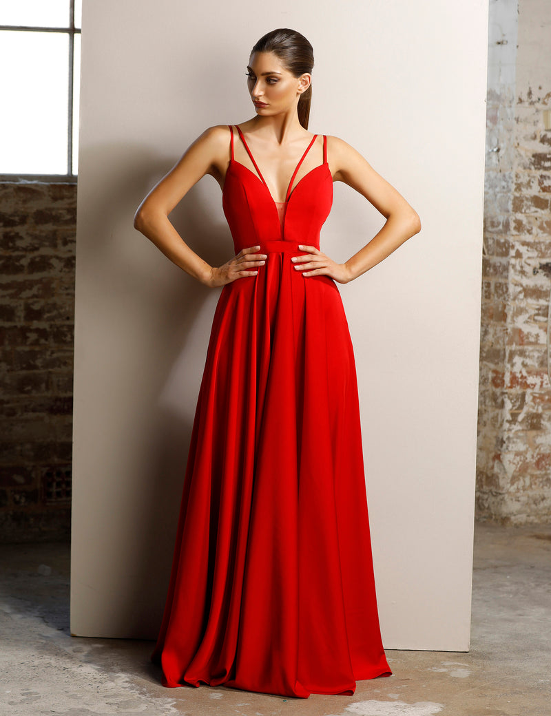 Jadore - JX1062 (Available in Red & Navy)