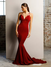 Jadore - JX1042 (Available Red, Navy & Wine)