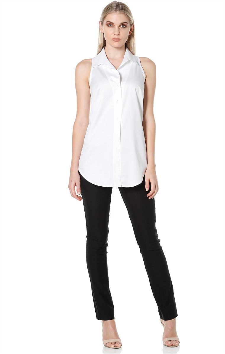 Sacha Drake Lily Cut Away Shirt