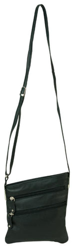 Franco Bonini - Black Sling Bag 1433
