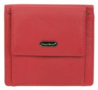 Franco Bonini- Coin Purse Red 15-033