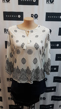 Resort by Jendi sleeved blouse