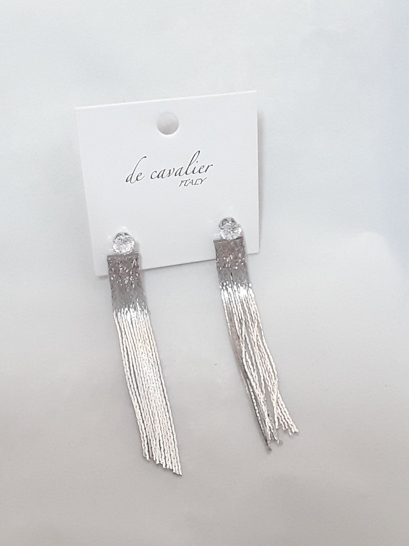 De Cavalier diamonte earrings 657